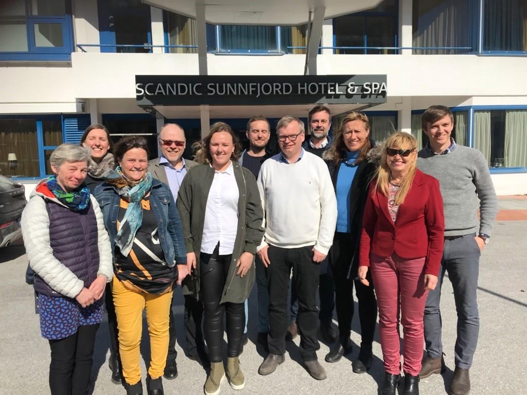 Fylkesnettverk For Gründere April 2018 Førde