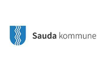Sauda Kommune Firkant Logo